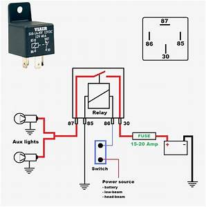 Pictures Wiring Diagram Horn Relay Horn Relay Simple
