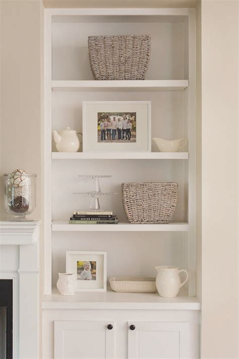 Decorating Ideas For New Builds by Decorated Bookshelves Bookshelves Built In