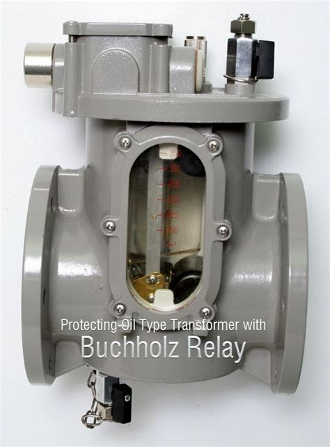 protecting type transformer with buchholz relay mv