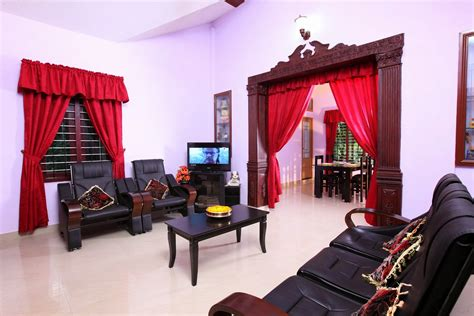 simple home interior design living room simple and lowcost interlock homes kerala interior designs