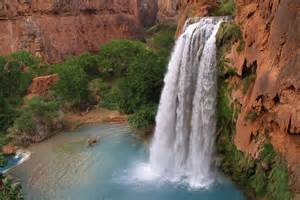 Havasu Falls Arizona Waterfalls