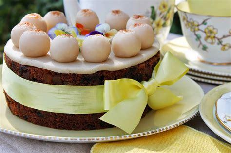mes recettes de cuisine le fameux et délicieux gâteau de pâques simnel les