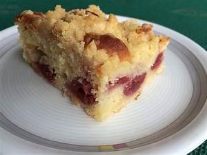 Käse Kirsch Kuchen Blech : einfacher streuselkuchen blech ~ Lizthompson.info Haus und Dekorationen
