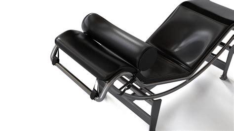chaise longe le corbusier lc4 chaise lounge by le corbusier flyingarchitecture