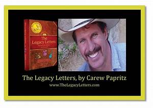 17 best images about the legacy letters who is carew on With legacy letters book