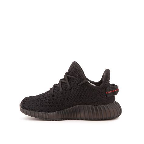 adidas Yeezy Boost 350 V2 Infant (Black / Red) BB6372