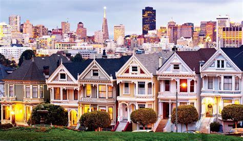 Painted Ladies San Francisco Architecture