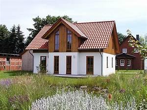 Fassadengestaltung Holz Und Putz : musterh user als niedrigenergieh user bezugsfertig oder ~ Michelbontemps.com Haus und Dekorationen