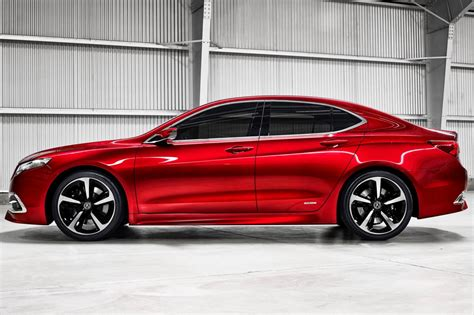 2015 acura tlx information and photos zombiedrive