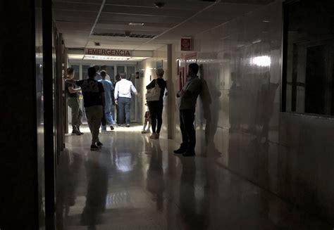 venezuelas hospitals  rising death toll  blackouts