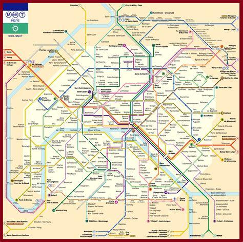 Carte Metro Pdf plan m 233 tro 2016 guidebooky le plan du m 233 tro de
