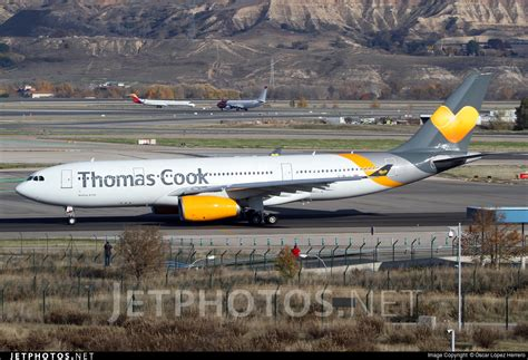 G-MLJL | Airbus A330-243 | Thomas Cook Airlines | Óscar ...
