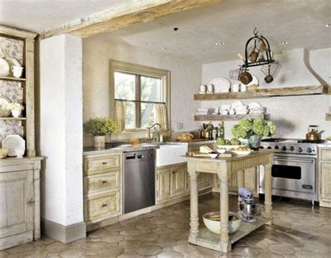 Country Kitchen Furniture Stores by Shabby Chic Kitchen With Different Touch The Kitchen