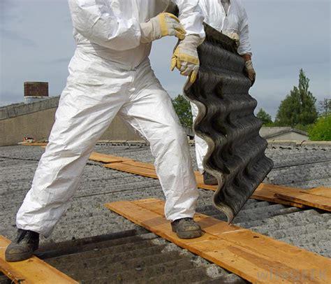 asbestos dust  pictures