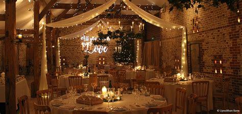 Barn Wedding Reception : Wedding Reception Venues West Sussex