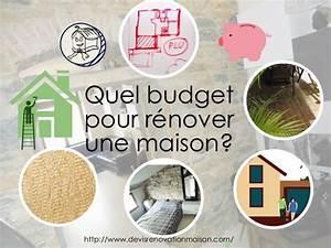 budget pour renover une maison cuisine naturelle With quel budget pour une cuisine