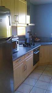 Eclairage Dessus Evier Cuisine : quelle couleur pour les murs de ma cuisine ~ Dode.kayakingforconservation.com Idées de Décoration