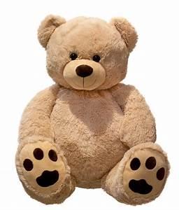 200 Cm Teddy : giant teddy bear cuddly bear xxl 100 cm large plush bear soft toy soft to the touch ~ Frokenaadalensverden.com Haus und Dekorationen