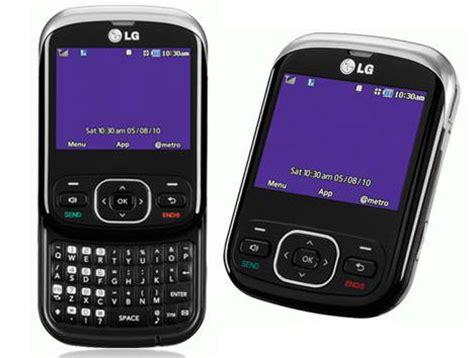 metro pcs cell phone lg mn240 metro pcs imprint cell phone
