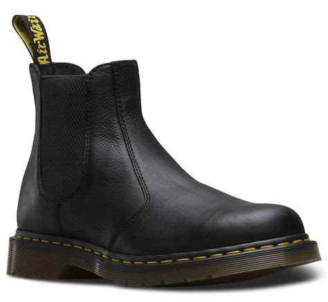 dr martens  chelsea dealer luxury carpathian leather ankle pull  boots ebay