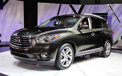 2018 Infiniti Jx35 Review Specs And Price  2019 Auto Suv