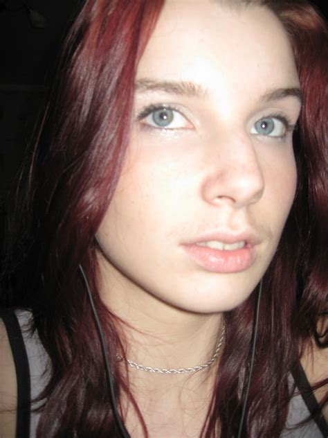 Sexy Russian Teen Red Hair Girl Leaked Amateur Photos 3