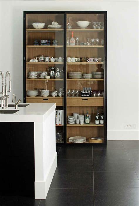 vitrine cuisine vintrinekast inrichten in verschillende kamers jouw huis