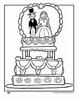Coloring Pages Shower Bridal Popular sketch template