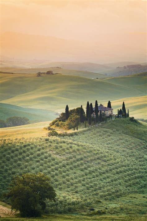 Val Dorcia Tuscany Italy Travel Around Europe