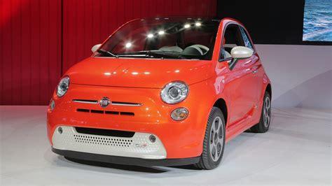 Fiat 500 Colors by 2014 Fiat 500e Colors