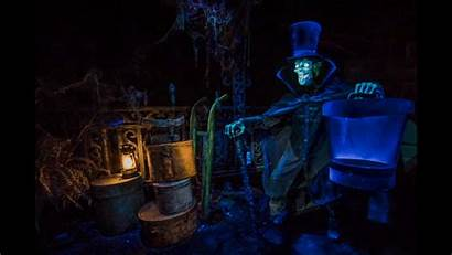 Haunted Mansion Disneyland Disney Ghosts Park Haunt