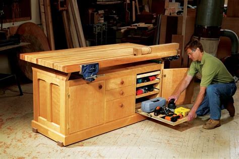 build  dream work bench