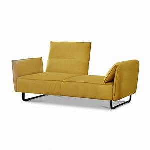 Stoff Für Couch : sch ner wohnen sofa vision gelb stoff online kaufen bei woonio ~ Markanthonyermac.com Haus und Dekorationen