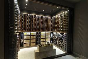 Agencement Cave A Vin : cave a vin id ale pour stocker vos meilleures bouteilles ~ Premium-room.com Idées de Décoration