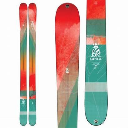 K2 Skis Empress Ski Twin Freestyle Skiing