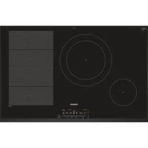 table de cuisson a induction table de cuisson induction siemens ex851fec1f achat vente plaque induction cdiscount