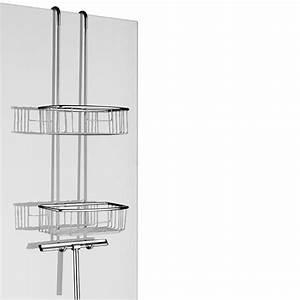 Etagere Dans La Douche : etag re douche suspendre 26x70 cm colombo design ~ Edinachiropracticcenter.com Idées de Décoration