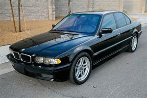 2001 Bmw 740i Sport