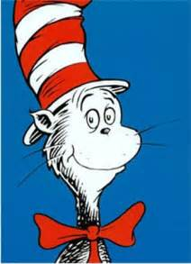 dr suess cat in the hat touchstone book the cat in the hat by dr seuss s