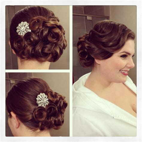 2019 latest pin up wedding hairstyles