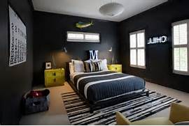 Bedroom Designs For Teenage Guys Rectangular Brown Varnished Wood Gallery Of Basement Ideas With Entertainment Area Teen Boys Bedroom Decorating Ideas Kids Room Ideas Kids Room Ideas Boys Room Interior Design For Cool And Funky Boys Room Ideas Cool Teen