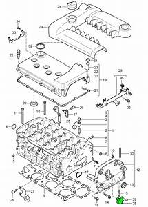 Porsche Camshaft Position Sensor Hall Sender 95560610600