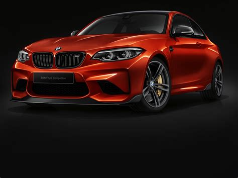 bmw m2 competition comes to life with realistic renderings carscoops