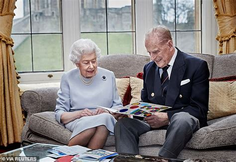 Prince Charles seen after father Prince Philip admitted to ...