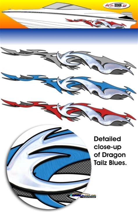 Boat Graphics Decals Kits by Boat Graphics Kits Images