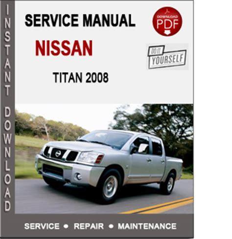 auto repair manual free download 2008 nissan titan windshield wipe control nissan titan 2008 service repair manual download