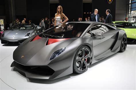 Lamborghini Sesto Elemento Concept In Detail Photo Gallery