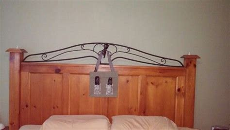 Headboard Remote Caddy by Remote Holder For The Headboard Crafts Remote