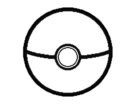 Pokeball Coloring Pages - Democraciaejustica