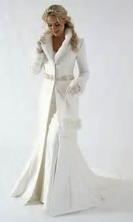 bolero brautkleid winter wedding dress ideas cherry